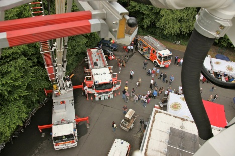 75 Jahr Feier Feuerwehr Zeppelinheim