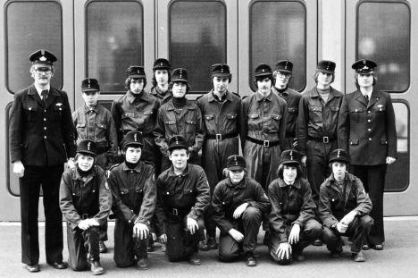 Jugendfeuerwehr 1977