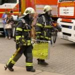 Vorstellung der Feuerwehr-Einsatzbekleidung