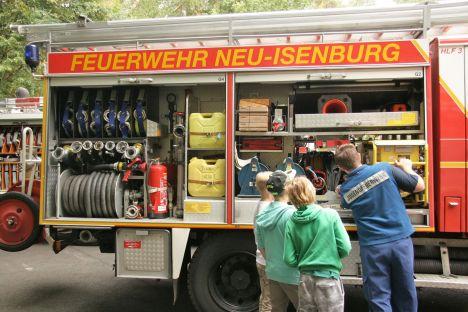 Feuerwehr Zeppelinheim Tag der offenen Tür 2015