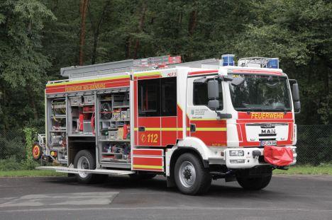 Neues HLF der Feuerwehr Neu-Isenburg Zeppelinheim