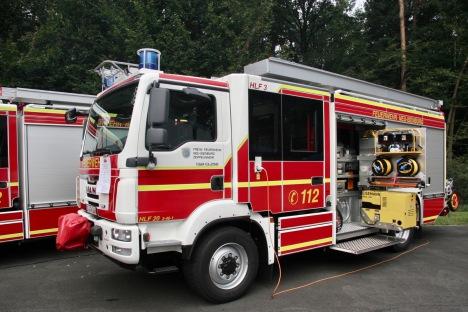 Tag der offenen Tür Feuerwehr Zeppelinheim August 2017